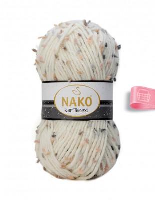 NAKO - Nako Kar Tanesi El Örgü İplikleri (1)