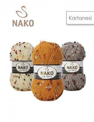 NAKO - Nako Kar Tanesi El Örgü İplikleri