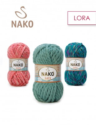 NAKO - Nako Lora El Örgü İpliği (1)