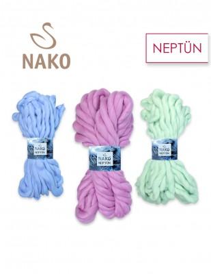 NAKO - Nako Neptün El Örgü İplikleri