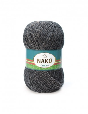 NAKO - Nako Ombre El Örgü İpliği (1)