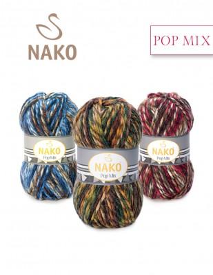 NAKO - Nako Popmix El Örgü İplikleri