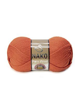 NAKO - Nako Pure Wool El Örgü İplikleri - %100 Yün - BU ÜRÜN 5 ADET / PAKET OLARAK SATILMAKTADIR (1)