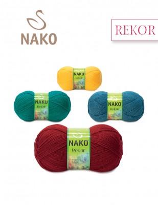 NAKO - Nako Rekor El Örgü İpliği