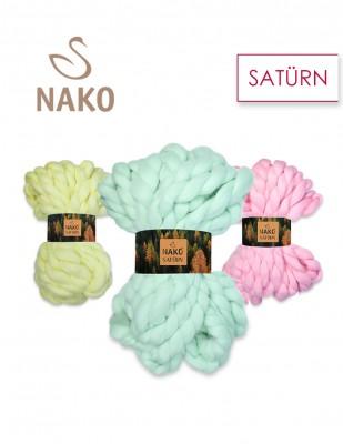 NAKO - Nako Satürn El Örgü İplikleri