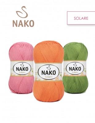 NAKO - Nako Solare El Örgü İplikleri