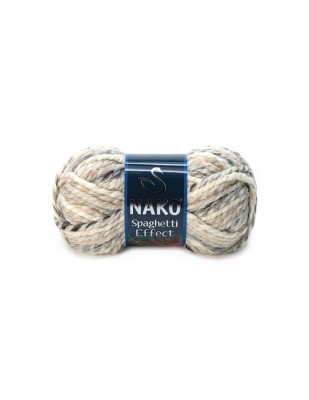 NAKO - Nako Spaghetti Effect El Örgü İplikleri (1)