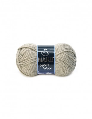 NAKO - Nako Sport Wool El Örgü İplikleri (1)