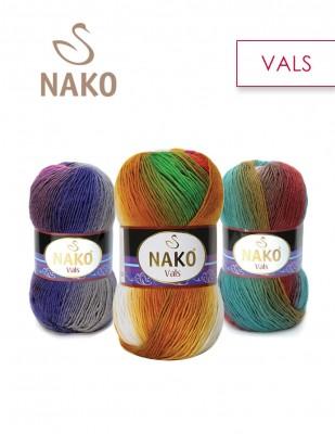 NAKO - Nako Vals El Örgü İplikleri