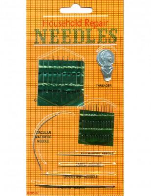 - Needles İğne Seti - 27 Adet / Paket