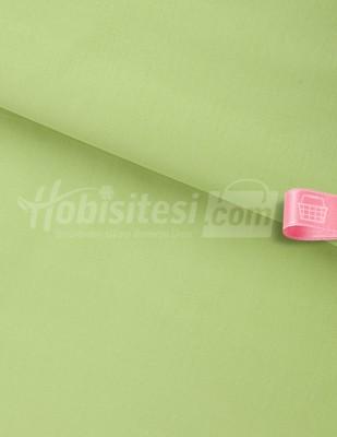 - Nevresimlik Düz Akfil Kumaş - Fıstık Yeşili - En 240 cm