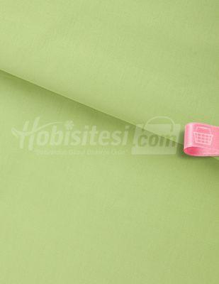 Nevresimlik Düz Akfil Kumaş - Fıstık Yeşili - En 240 cm