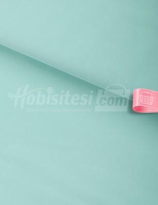 - Nevresimlik Düz Akfil Kumaş - Mint Yeşili - En 240 cm