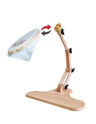 Nurge Ayaklı Kasnak Standı, Ayarlanabilir - 3 Eklemli