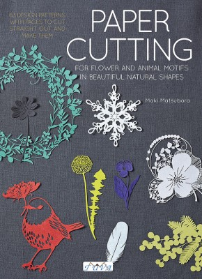 TUVA - Paper Cutting for Flower and Animal Motifs in Beautiful Natural Shapes
