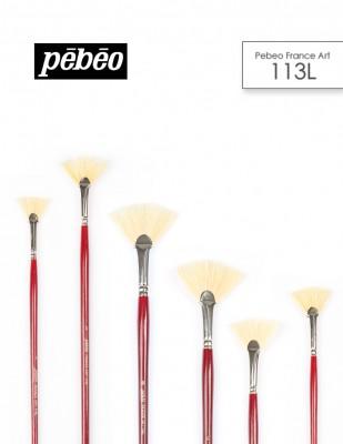 PEBEO - Pebeo 113L Seri Fırçaları