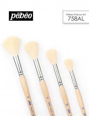PEBEO - Pebeo 758-AL Seri Fırçaları