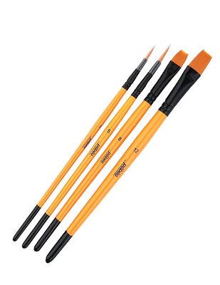 Pebeo Fırça Seti - Çok Amaçlı 4lü Fırça - Set 5