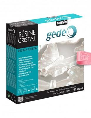 PEBEO - Pebeo Gedeo Crystal Resin, Kristal Reçine - 300 ml