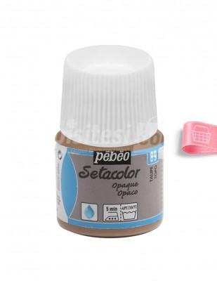 Pebeo Setacolor - Kumaş Boyası - Opak Renkler - 45 ml - Thumbnail