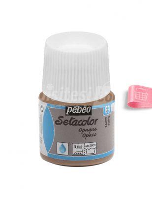 Pebeo Setacolor - Kumaş Boyası - Opak Renkler - 45 ml