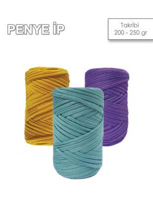 Penye Kumaş İplikleri - Takribi 200 gr