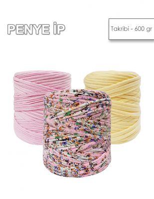 Penye Kumaş İplikleri - Takribi 600 gr