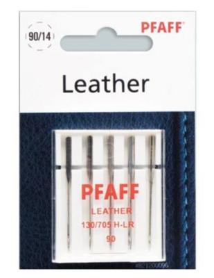 Pfaff Leather Deri İğnesi - No 14 - 5 Adet / Paket - 821200096