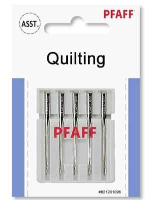 PFAFF - Pfaff Quilting Yorganlama Kapitone İğneleri - 5 Adet / Paket - 821201096
