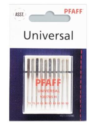 PFAFF - Pfaff Universal Standart İğneleri - 10 Adet / Paket - 821195096