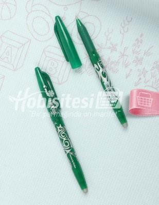 PİLOT - Pilot Frixion Silinebilir Tekstil Kalemi - Yeşil