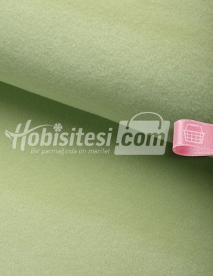 - Polar Kumaş - Fıstık Yeşili - En 180 cm