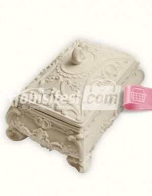 - Polyester Kutu - 16 x 11 x 8 cm - KT203