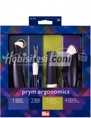 PRYM - Prym Ergonomik Dikiş Seti - 651284