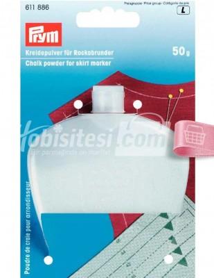 PRYM - Prym Etek Boyu İçin Tebeşir Pudrası - 50 Gr - 611886