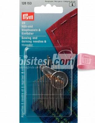 PRYM - Prym İğne Seti - El İşi Örme ve İplik Geçirici-128153