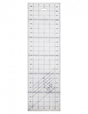 PRYM - Prym Patchwork Kırkyama Cetveli - 24 x 6 inch - KARGO BEDAVA (1)