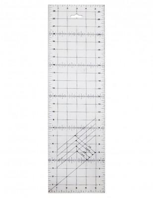 PRYM - Prym Patchwork Kırkyama Cetveli - 24 x 6 inch (1)