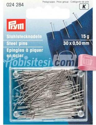 PRYM - Prym Toplu İğne - Çelik - 15 gr - 024284