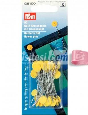 PRYM - Prym Toplu İğne - Düz Başlı Çiçek - 50 Adet - 028520