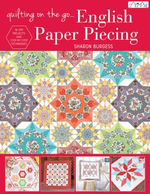 TUVA - Quilting On the Go! English Paper Piecing