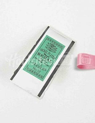 REGAL - Regal Boncuk İğnesi - No : 11 - 4 cm - 15 Adet / Paket