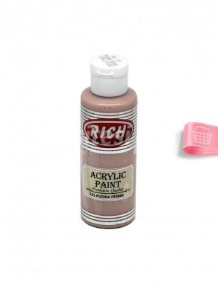 Rich Master Akrilik Boyalar - Opak Renkler - 120 cc - Thumbnail