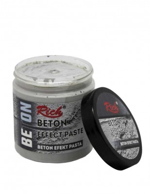 RICH - Rich Beton Efekti, Paste - 250 cc / 350 gr