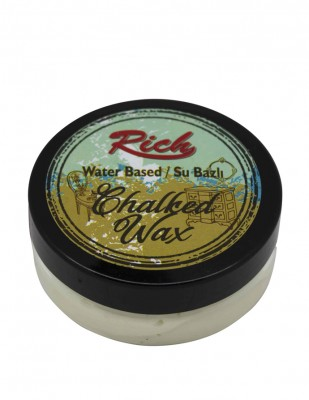 RICH - Rich Chalked Wax - 11004 Şeffaf - 50 cc