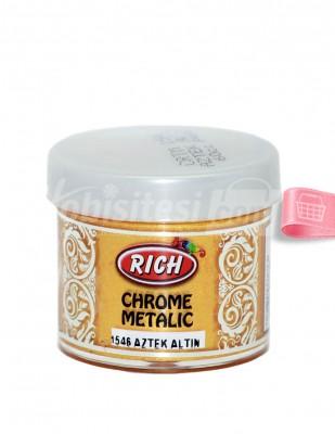 Rich Chrome Metalik Boya - 50 cc - Thumbnail