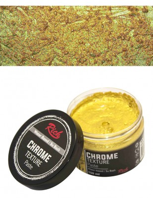 RICH - Rich Chrome Texture Paste - 9204 Altın - 150 ml