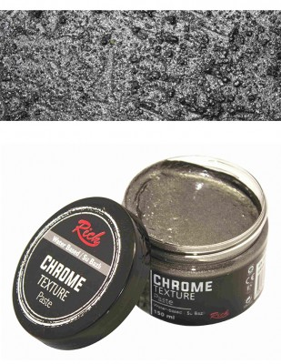 RICH - Rich Chrome Texture Paste - 9214 Granit - 150 ml