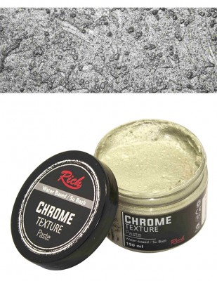 RICH - Rich Chrome Texture Paste - 9200 Bal Köpüğü - 150 ml