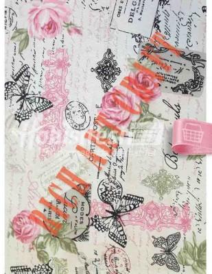 RICH - Rich Dekupaj Kağıdı - 35 x 45 cm Takribi - 9265